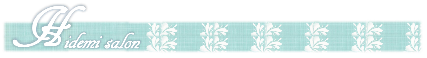 HIDEMIサロンロゴ